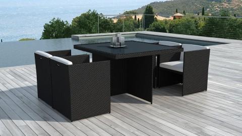 Nos ensembles tables et chaises scandinaves pour jardin ou ...
