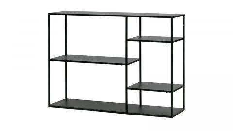 Table d'appoint en métal noir – Collection June