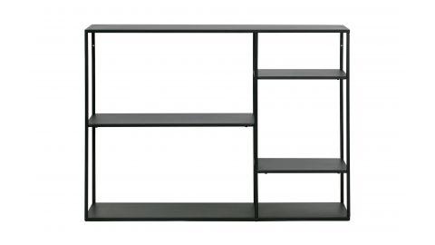 Console en métal noir - June - Woood