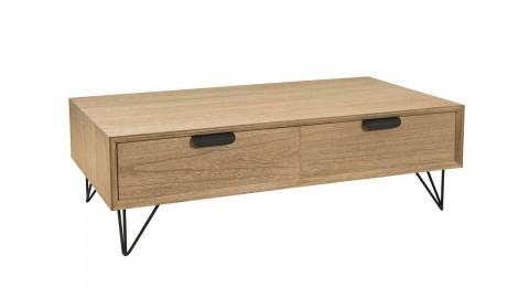 Løtta - Table basse 4 tiroirs