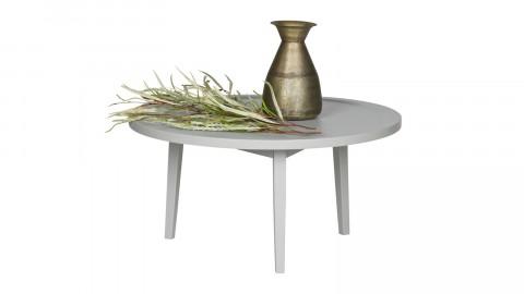Table basse en bois gris 40x80x80cm - Collection Sprokkeltafel