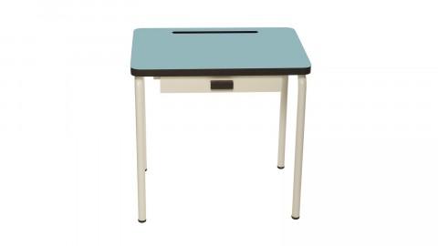 Bureau d'écolier enfant bleu jade - Collection Régine - Les Gambettes