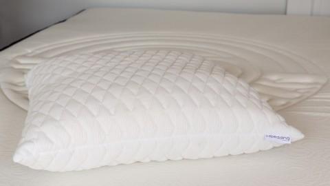 Oreiller à Mémoire de forme 60x60 Memo Soft - Flocons de mousse mémoire de forme