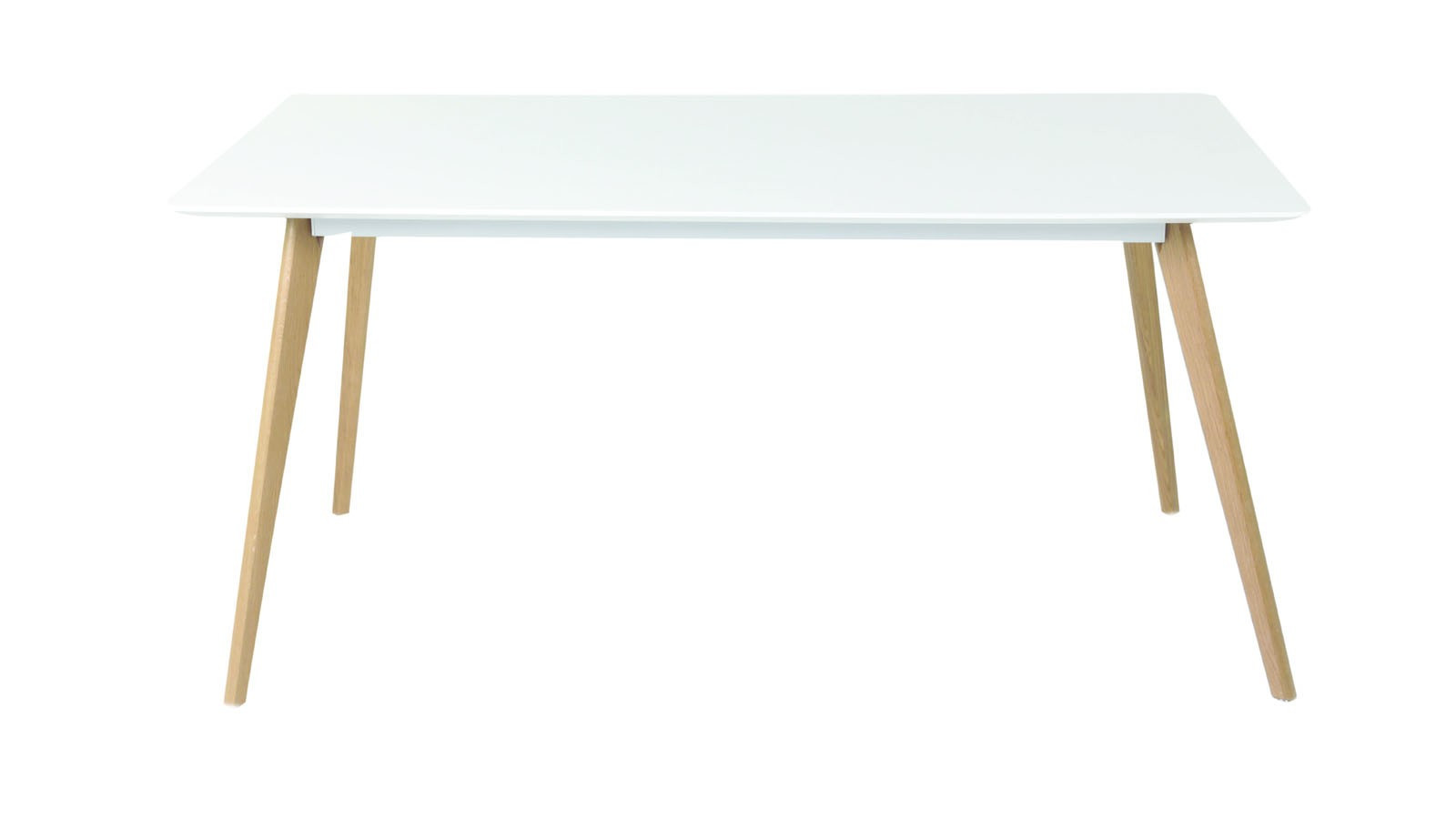 F lke table manger scandinave 6 personnes for Dimension table 6 personnes