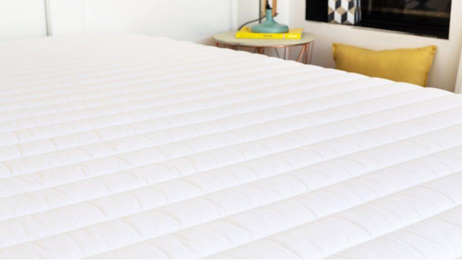 matelas mousse haute densité 160x200 confort zen hbedding - coutil