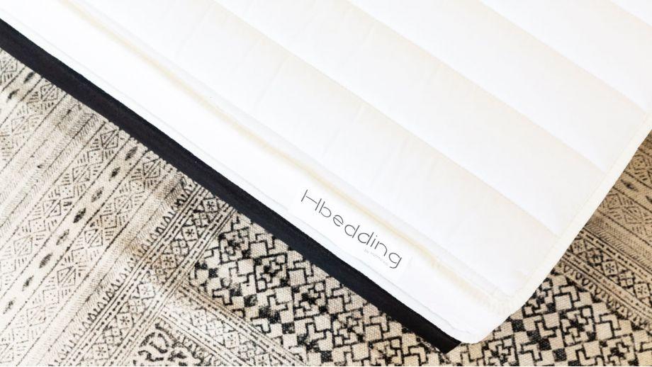 Matelas mousse haute densité 160x200 Confort Zen Hbedding - Coutil microfibre déhoussable