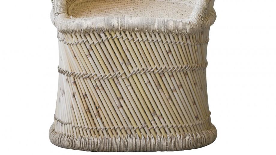 Fauteuil en bambou - Collection Terrain - Bloomingville
