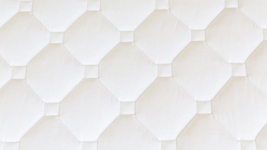 Ensemble matelas mémoire + sommier 140x190 Visco Fresh Hbedding - Mousse haute densité et coutil déhoussable