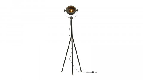 Lampadaire en métal - Collection Theatre - BePureHome