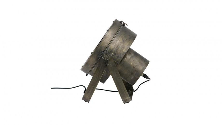 Lampe à poser en métal - Collection Theatre - BePureHome