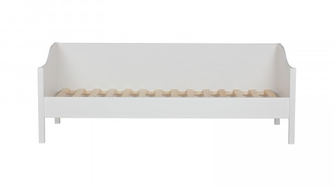 Lit enfant / banquette en pin blanc - Collection Eliza - Woood