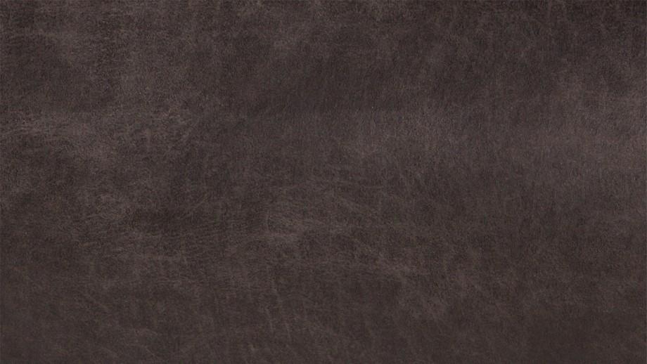 Tabouret en cuir noir - Collection Rodeo - BePureHome