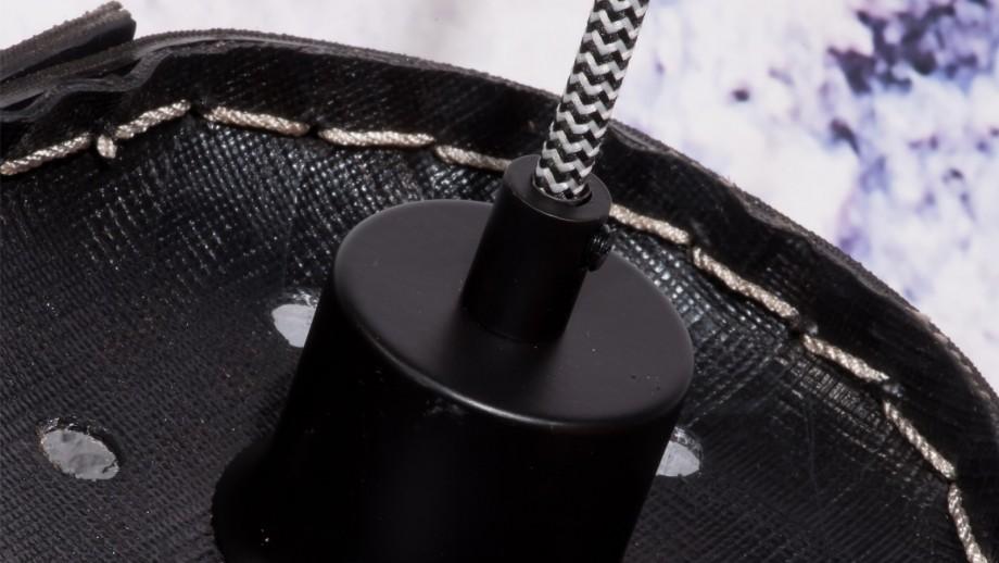 Suspension 3 abats jour noir L - Collection Amazon - Good&Mojo