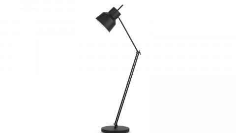 Lampadaire en fer noir - Collection Belfast - It's About Romi