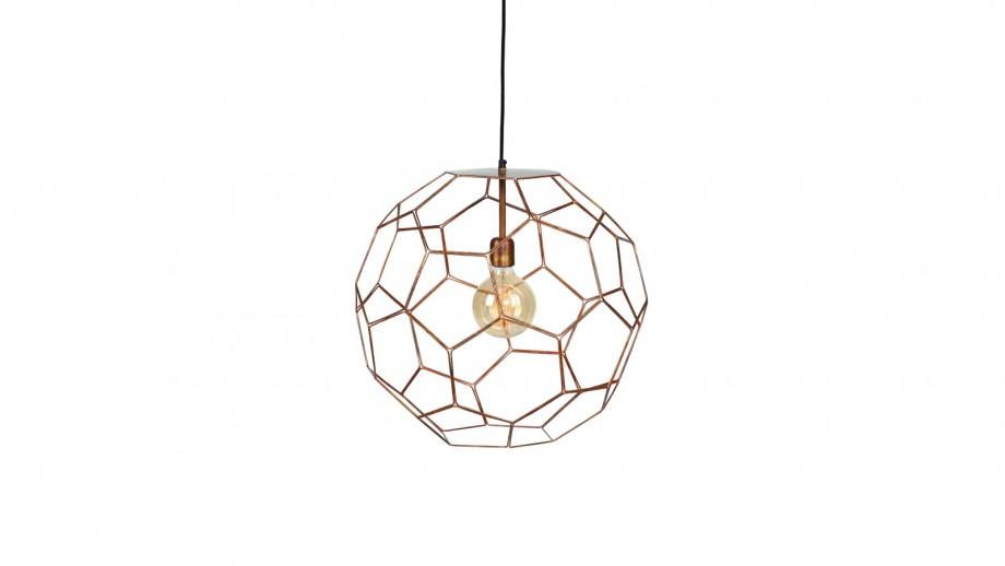 Suspension en fil de fer cuivre S - Collection Marrakesh - It's About Romi
