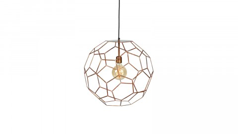 Suspension en fil de fer cuivre S - Collection Marrakesh - It's About Romi