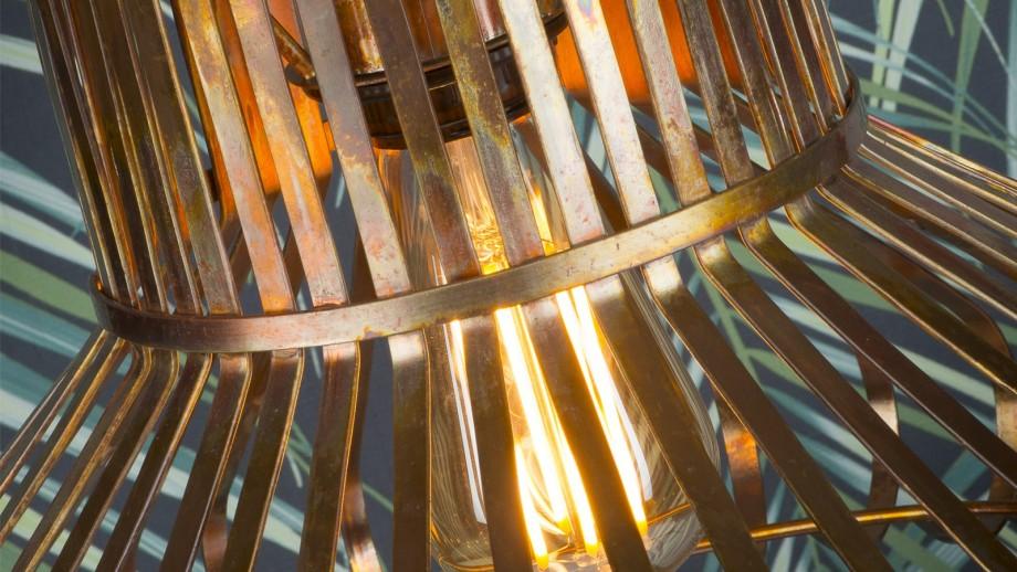 Suspension en cuivre L - Collection Meknes - It's About Romi