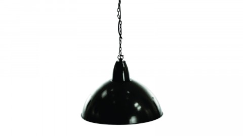 Jønas - Suspension noire, style Industriel, 46 cm