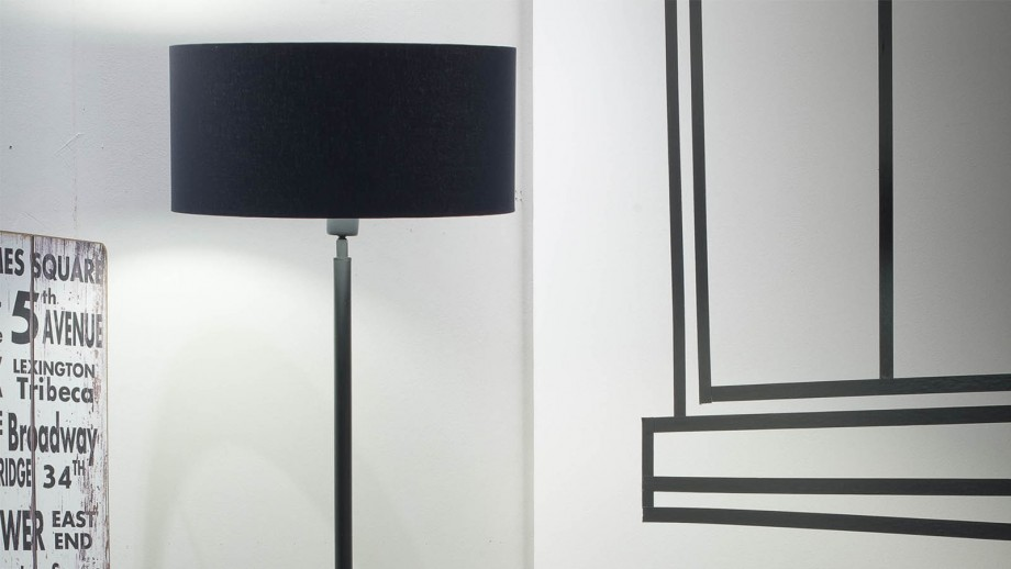 Lampadaire blanc - Collection Monaco - It's About Romi