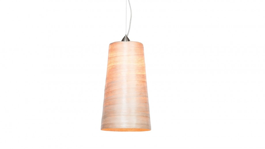 Suspension simple en abaca L - Collection Sahara - Good&Mojo