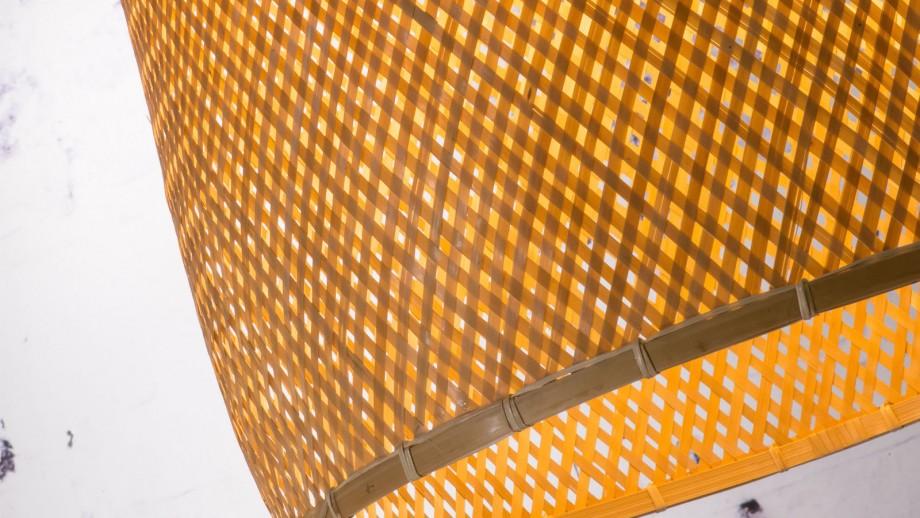Suspension double en bambou - Collection Serengeti - Good&Mojo