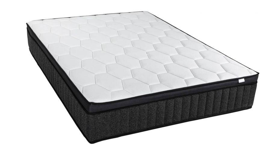 Matelas Mémoire de forme 90x190 Memo Royal Hbedding + 1 oreiller à mémoire de forme 60x60cm