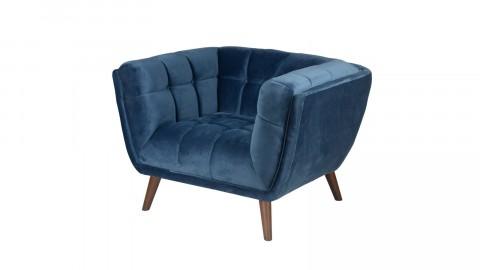 Fauteuil bleu - Collection Beryl - Zago