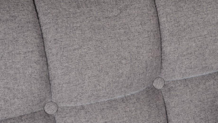 Fauteuil gris foncé - Collection Beryl - Zago