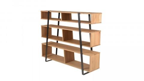 bibliothèque 6 niches - Collection Eclypse - Zago