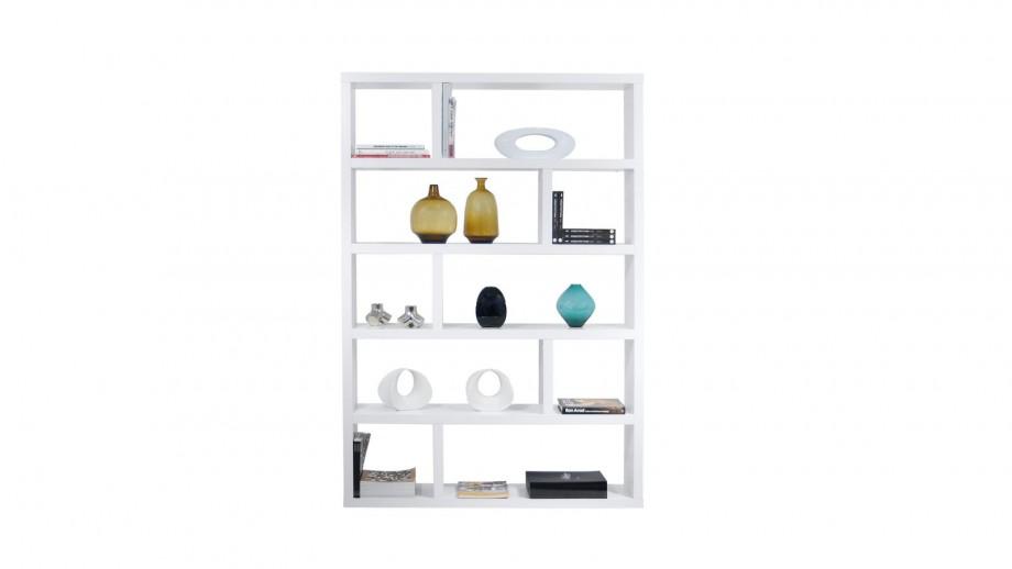 Etagère haute blanche - Collection Dublin - Temahome