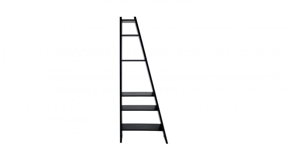 Etagère simple noire - Collection Delta - Temahome