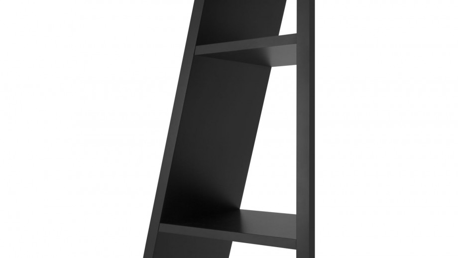 Etagère 4 blocs noire - Collection Delta - Temahome
