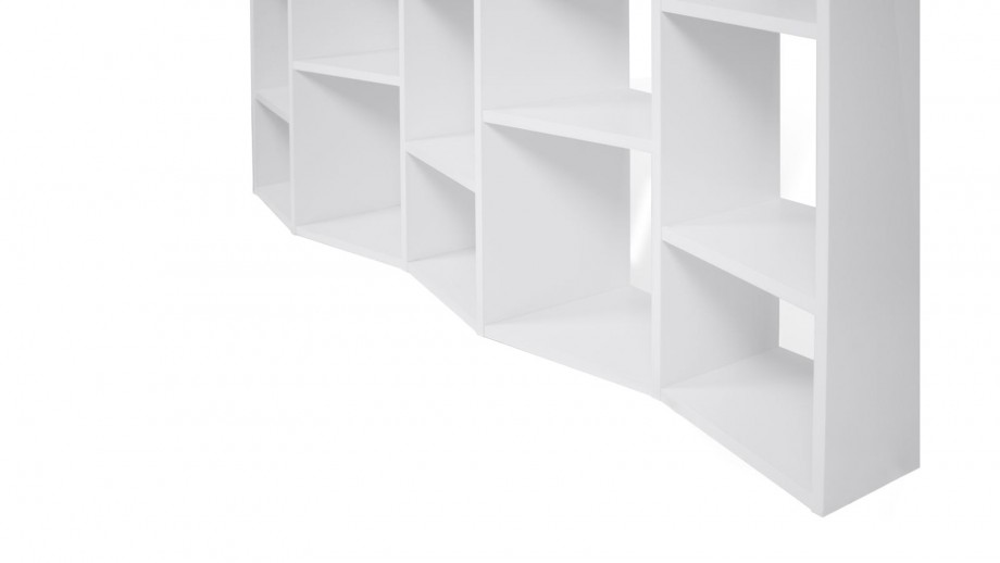 Etagère XL blanche Collection - Collection Valsa - Temahome