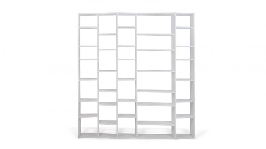 Etagère XXL blanche Collection - Collection Valsa - Temahome