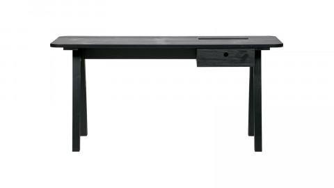 Bureau en pin Graphite 1 tiroir - Collection Sammie - Woood