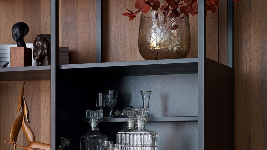 Etagère en bois et métal - Collection Legacy - BePureHome