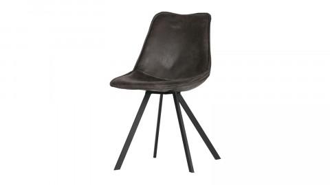 Lot de deux chaises Swen noir