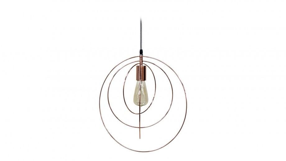 Suspension en métal - Collection Globus - Red Cartel
