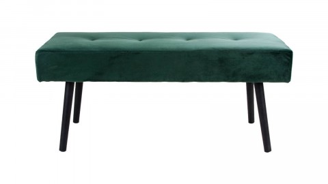 Banc en velours vert - Collection Skiby - House Nordic