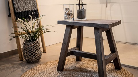 Petit banc en teck - Collection Barcelone - House Nordic