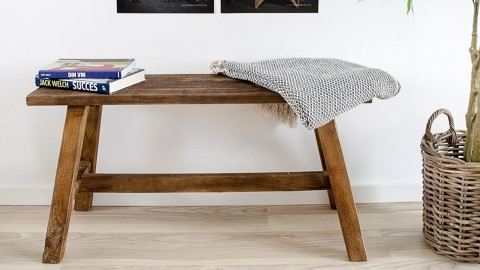 Banc en teck - Collection Barcelona - House Nordic