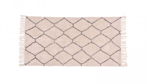 Tapis berbère en coton 135x65 cm - Collection Goa - House Nordic