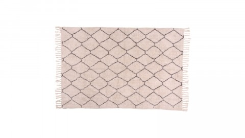 Tapis berbère en coton 180x120 cm - Collection Goa - House Nordic