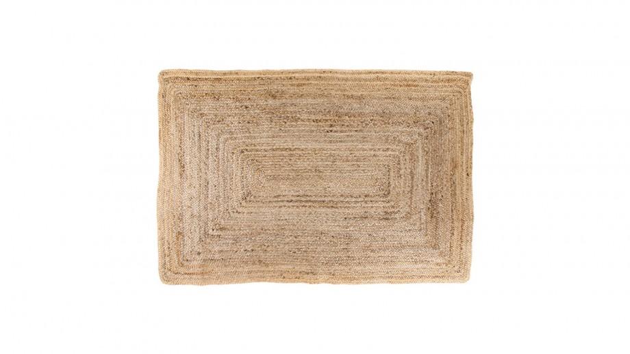 Tapis 135x65 cm en coton naturel - Collection Bombay - House Nordic