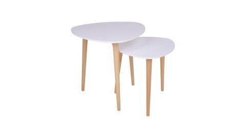 Table d'appoint 48x48x47cm - Collection Genova - Collection Genova - House Nordic