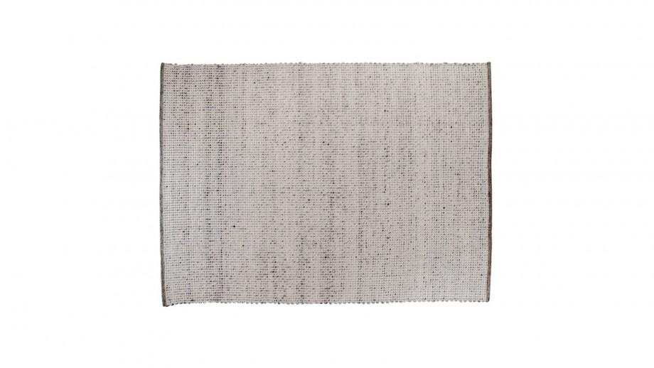 Tapis gris 160x230 cm - Collection Kansas - House Nordic
