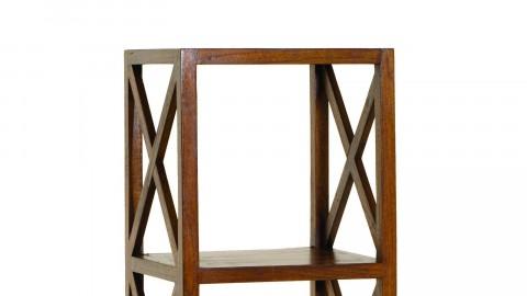Etagère 40cm 4 cases croisillons - Collection Lauren