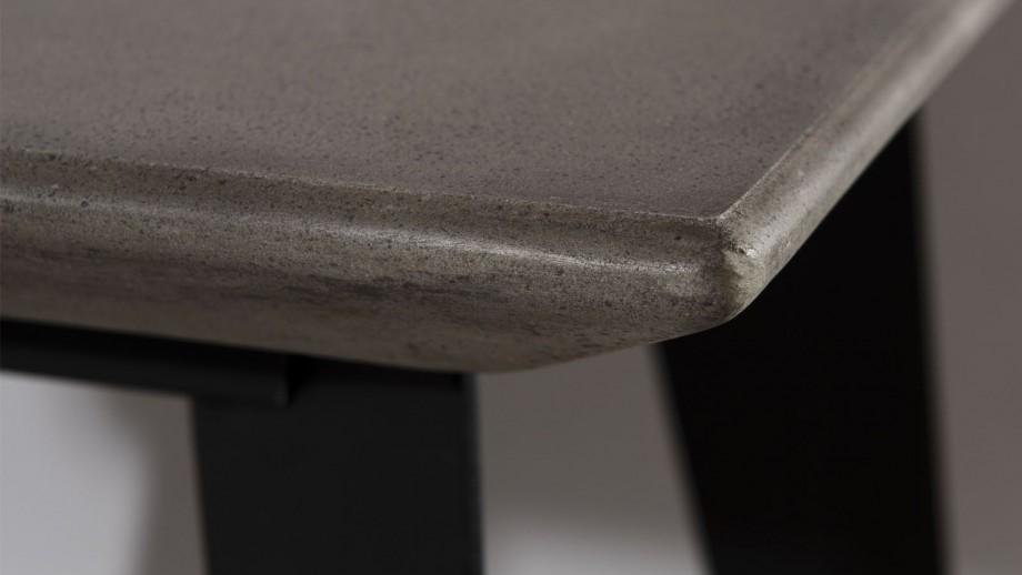 Bout de canapé en béton - Collection Nils
