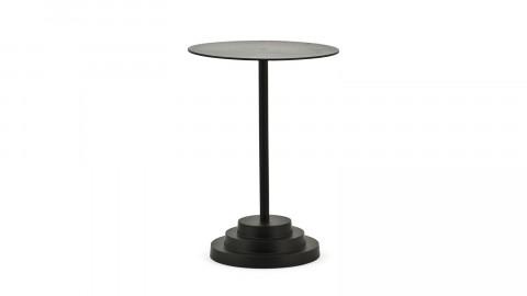 Table d'appoint ⌀40cm en aluminium - Collection Hornett