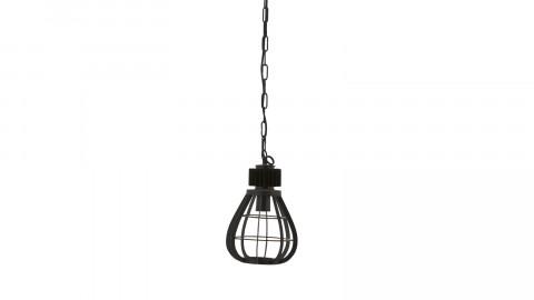 Suspension en métal noir - Taille S - Collection Moonlight
